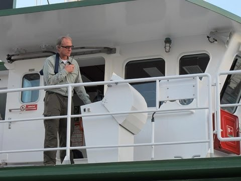 Stories from the Rainbow Warrior: the captain's perspective