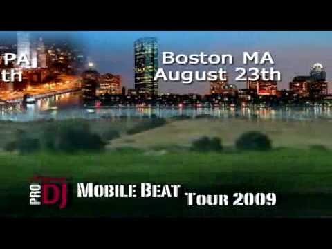 Pioneer Mobile Beat Tour 2009 - Coming to YOU!