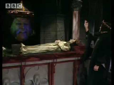Seeking immortality - Doctor Who  - BBC classic sci-fi