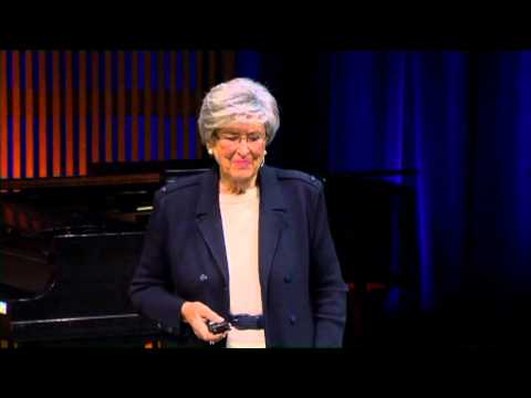 Titles As An Index For Transformation: Dr. Judy B. Rosener at TEDxSoCal