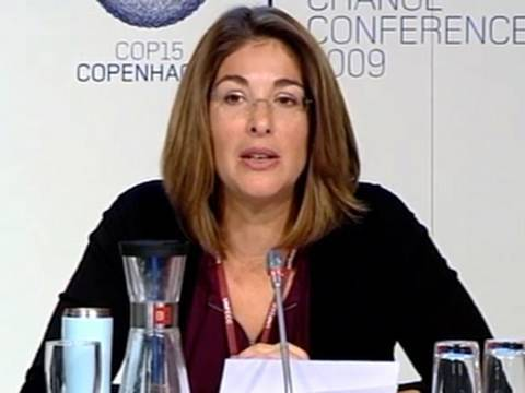 Naomi Klein Urges Civil Disobedience at COP15 Protests