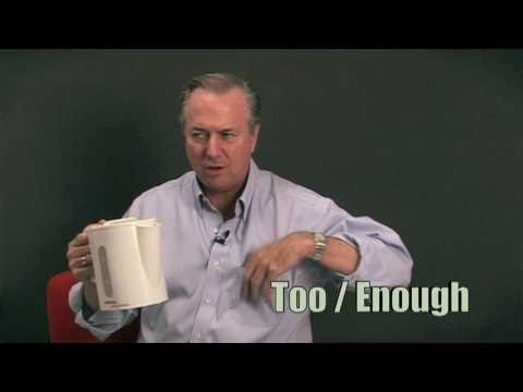 Richard Vaughan 1 min class #17 - Too & Enough