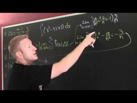 Riemann Sum 2