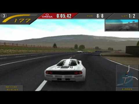 Need For Speed II SE - North Country (HD)