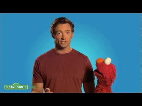 Sesame Street: Hugh Jackman: Concentrate
