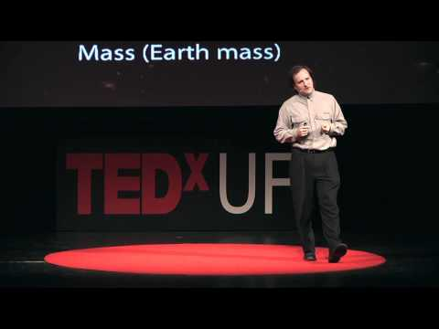 Planetary Anthropology: Eric Ford at TEDxUF
