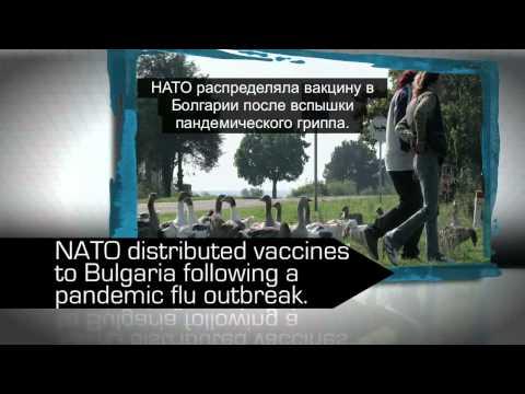 NATO Humanitarian Aid RUSSIAN Subtitles