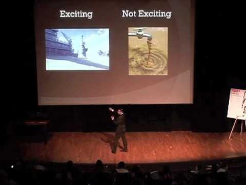 TEDxBerkeley - Eric Rodriguez - 04/03/10