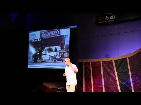TEDxHonolulu - Dr. Ho Leung Ng - How This Chemist Fights Cancer
