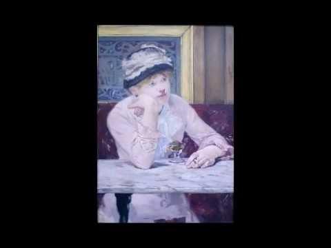 Édouard Manet, Plum Brandy, c. 1877