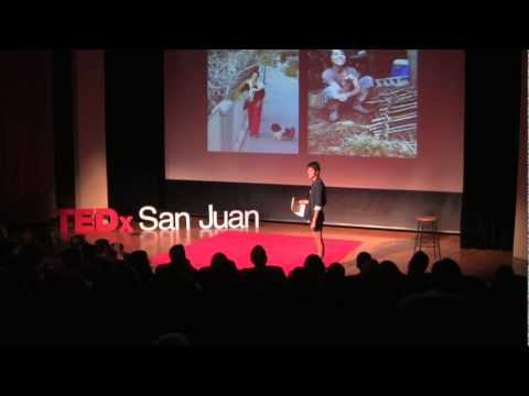 TEDxSanJuan - Tara Rodriguez - Food is my new social network