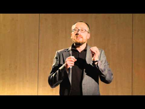 TEDxKrasnogorsk - Alexander Uvarov - Ecology of perception