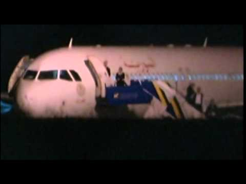 Syrian Plane Routed from Moscow Forced to Land in Turkey