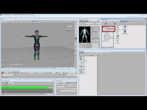 Using 3ds Max with Motionbuilder - Part 1 - Overview