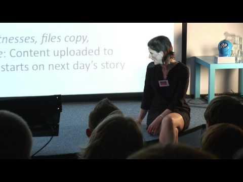 TEDx Liverpool - Alison Gow - 8/7/09