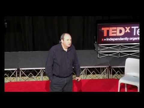TEDxTeddington - Keith Yarker - The Importance of Art