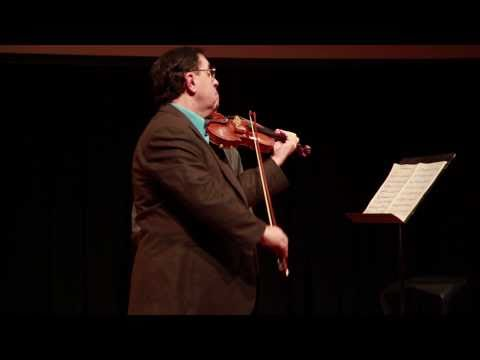 "TEDxUIUC - Sherban Lupu - ""Airs in Romanian Folk Style"" by George Enescu"