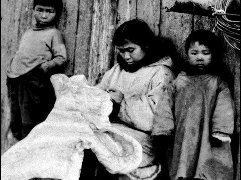 St. Lawrence Island Yupik Traditions: Sanightaaq (Ceremonial Gut Parka)