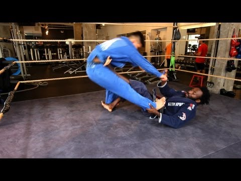 Tripod Sweep | Brazilian Jiu Jitsu