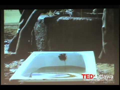 TEDxOttawa - Ray Zahab - 12/06/09