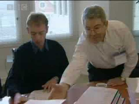 Signing the Deal - Inside dot com - BBC
