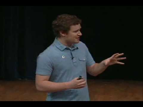 "TEDxLansing - Justin ""Bugsy"" Sailor - Road Tripping: A Journey of People"