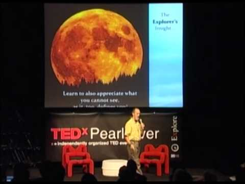 TEDxPearlRiver - Roy Horan - The Heart of Creativity