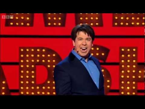 Who wants some? - Michael McIntyre's Comedy Roadshow - BBC