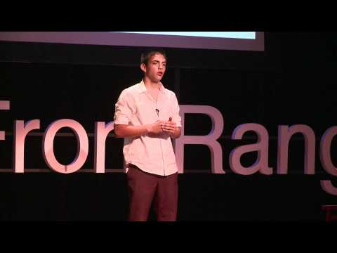 TEDx Front Range - Christian Buendia - Becoming Me