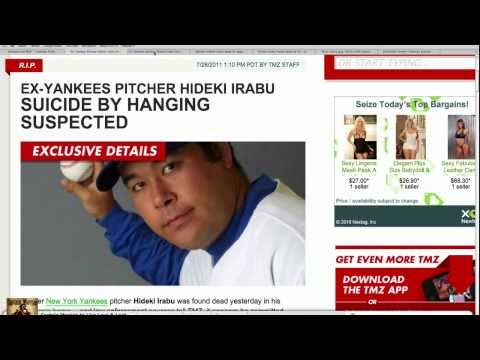 Yankees Pitcher Found Dead