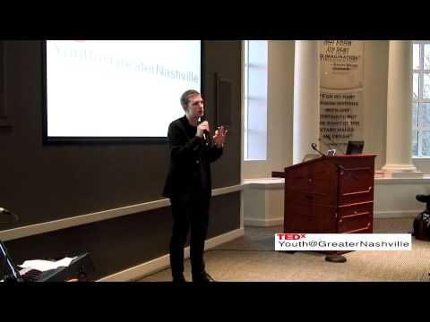 TEDxYouthGreaterNashville: Importance of Social Networking; Patrick Widen