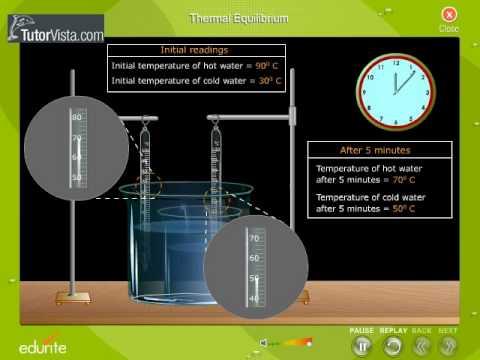 Thermal Equilibrium
