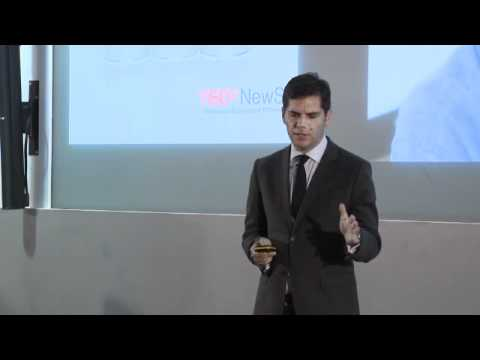 TEDxNewSt - Peter Sells - Marketing Behaviour