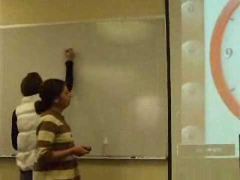 Tami teaching
