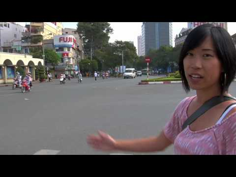Video Response to The Art of Crossing the Street in Ho Chi Minh City