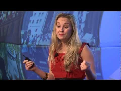 TEDxWallStreet - Alexa von Tobel - One Life-Changing Class You Never Took