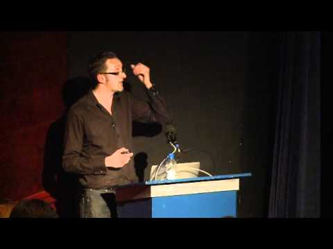 TEDxBradford - Paul Kerfoot - Turning Design On Its Side