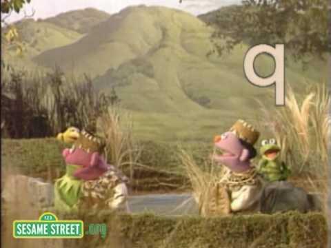 Sesame Street: African Alphabet
