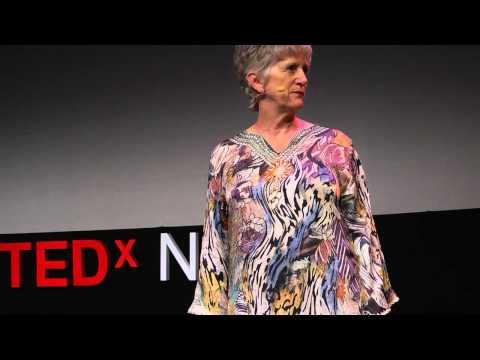 TEDxNewy 2011 - Liz Mullinar - Treating the core problem of childhood trauma.