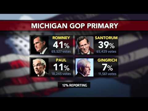 Romney Faces Test in Home State