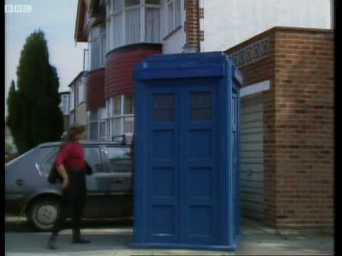 Nothing ever happens in Perivale - Classic Doctor Who - BBC