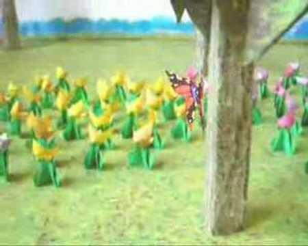 Origami Flower Park