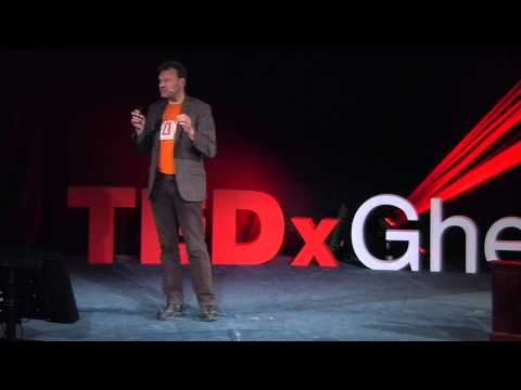 The end of the world as we know it: Steven Vromman at TEDxGhent