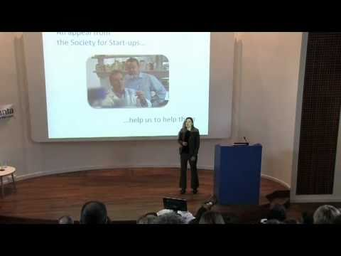 TEDxGranta -- Anne Dobrée -- An Appeal from the Society for Start-ups