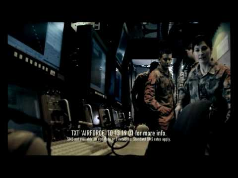 RAAF - Advertising Campaign Communications Electronic Technician 2009