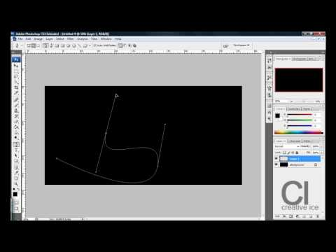 Photoshop Tutorial: Glowing Lines Effect