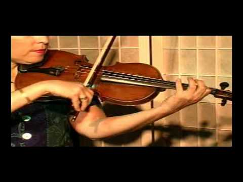 "Violin Lesson - Song Demonstration -""Pretty Maid Come Along"""