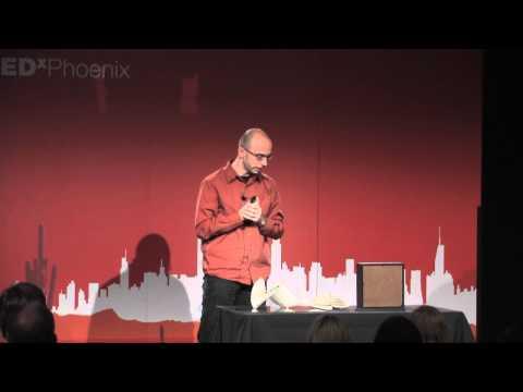 TEDxPhoenix 2010 Goran Konjevod - Organic Origami