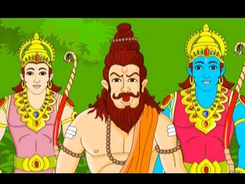 Ramayana - Kids Film In English
