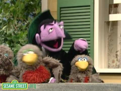 Sesame Street: Counting Robins